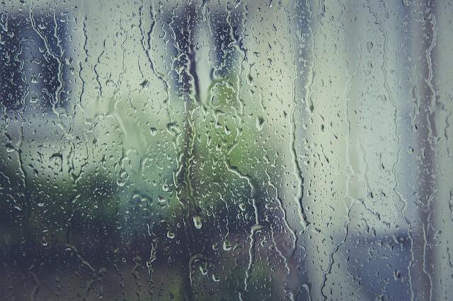 أجمل خلفيات الكمبيوتر عالية الجودة لقطرات المطر