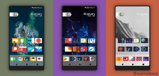flax icon pack apk download