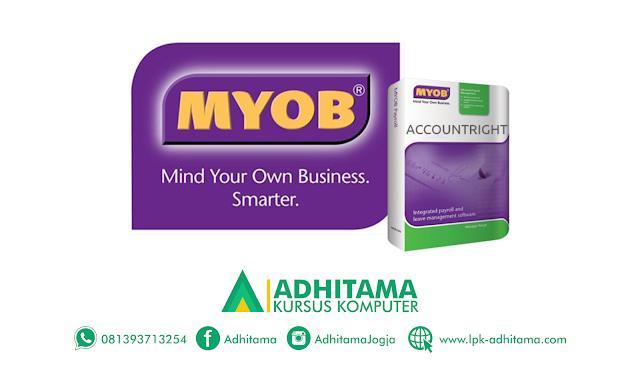 Tempat Kursus MYOB di Jogja, Biaya Kursus MYOB di Jogja Murah, Privat Komputer Akuntansi MYOB di Yogyakarta, Kursus MYOB Bersertifikat