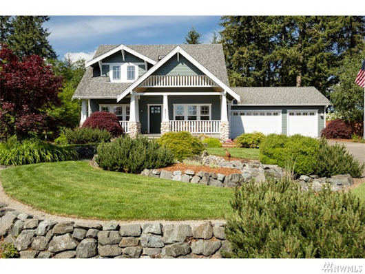 Our Feature Listing Of The Week -- 8311 Abington Loop SE, Lacey, WA 98513