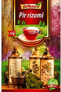 Ceaiul din rizomi de pir – un mic miracol al naturii