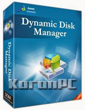 AOMEI Dynamic Disk Manager Server Edition 1.2.0 + Key