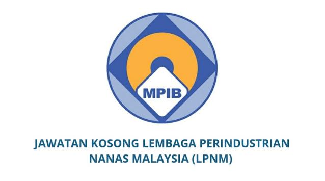 Jawatan Kosong Lembaga Perindustrian Nanas Malaysia 2021 (LPNM)