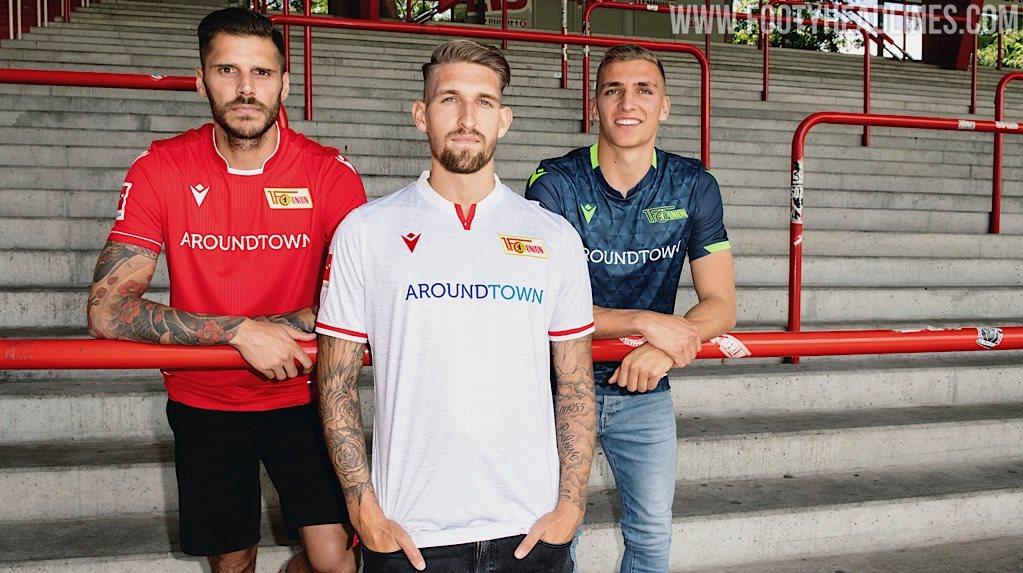 Union Berlin 19-20 Away & Third Kits Released - Footy Headlines