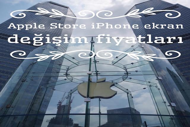 apple store iphone fiyatları