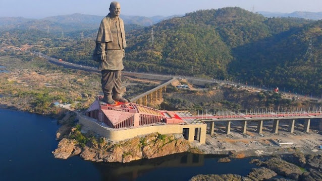 Visit timings statue of unity