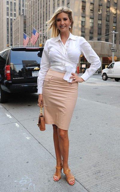 Ivanka Trump Height, Weight, Age, Body Statistics