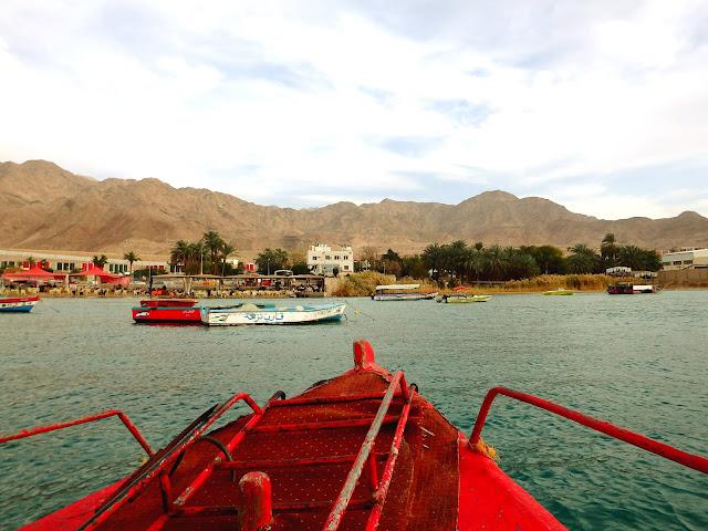Qué ver y hacer en Áqaba, Jordania. Cómo llegar, dónde dormir y comer.