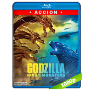 Godzilla II: El rey de los monstruos (2019) Full HD 1080p Audio Dual Latino-Ingles