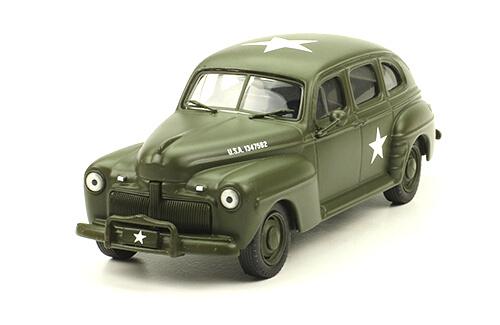FORD FORDOR SEDAN 1:43, voitures militaires de la seconde guerre mondiale