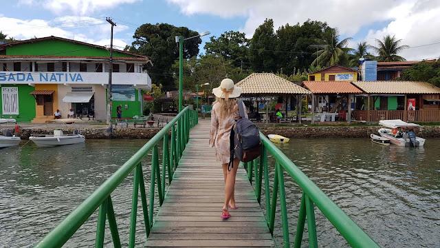 Blog Apaixonados por Viagens - Morro de São Paulo - Boipeba - Passeios