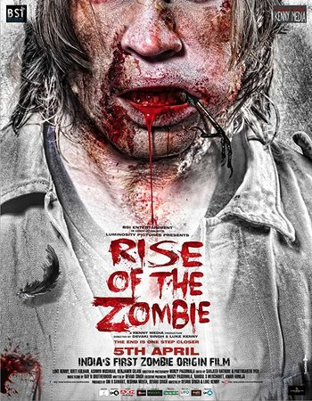 Rise of the Zombie Hindi 720p
