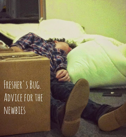 A Secret To Keep: Freshers Bug.