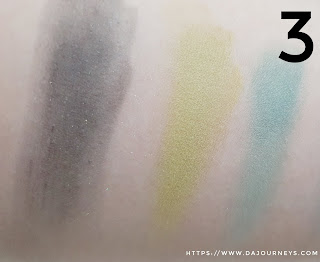 Review Mineral Botanica Tri Color Eyeshadow Mojito