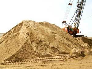 Giá cát san lấp tại Hải Phòng năm 2017