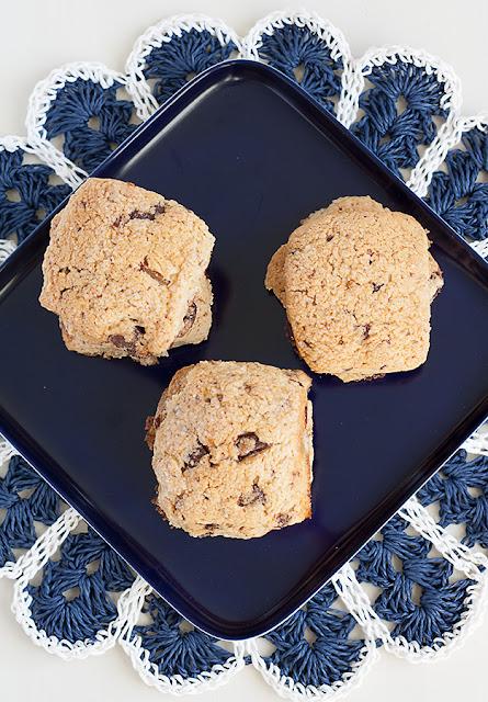 biscotti morbidi agli agrumi
