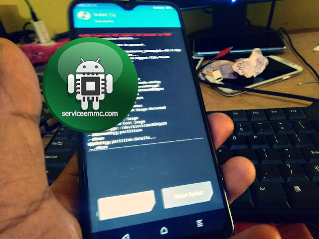 #Toolkit Realme C2-Tutorial Sukses Ubl-Root-Twrp Realme C2 RMX 1941