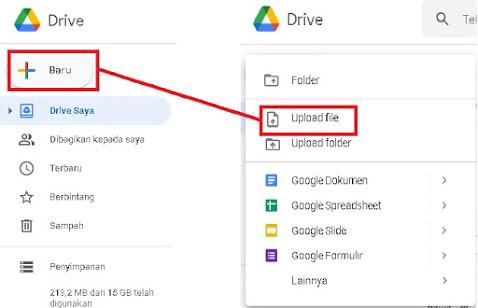 Cara Menampilkan File PDF di Halaman Postingan Terbaru 2021 Untuk Blogspot khan.web.id