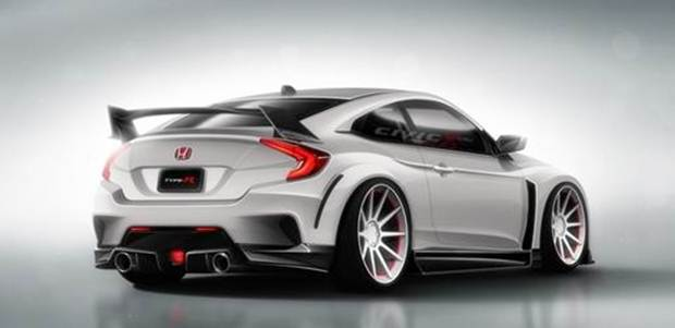 2018 Honda Civic Type R Price Canada