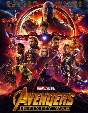 Avenger Infinity War (2018) Full Movie Download in Dual Audio Hindi+English