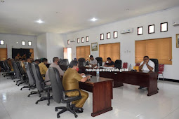 Amir Rumra dan Rombongan Komisi I DPRD Maluku Kunjungi Pemkab Maluku Barat Daya