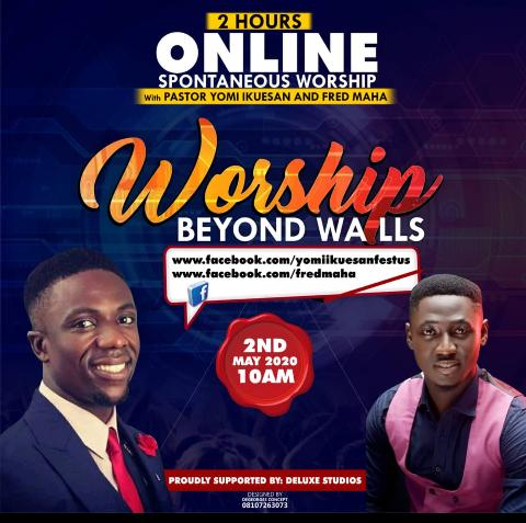 WORSHIP BEYOND WALLS