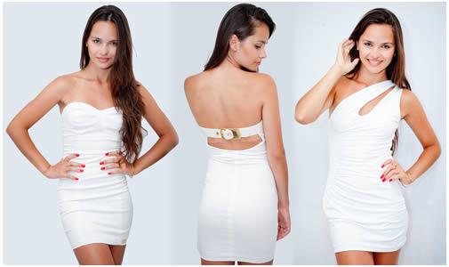 Dicas de vestidos para o Réveillon 2013 - Fotos e modelos