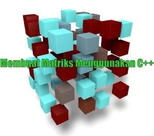 Contoh Program Perkalian Matriks Pada C++