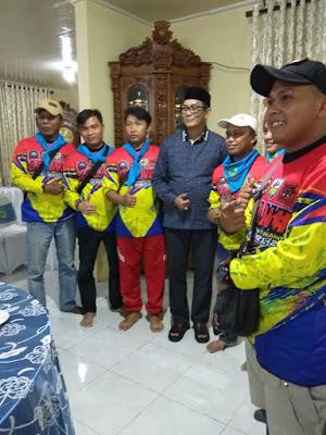 Heri Amalindo Lepas 7 Ekspedisi KPA Gunung Bromo