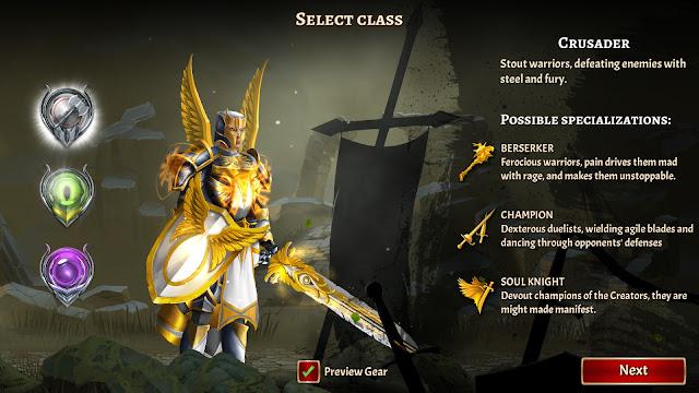 Eterna Heroes Fall PC