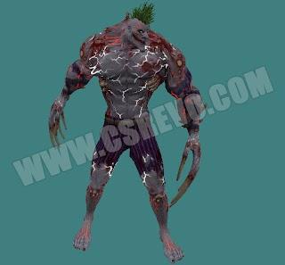 Skin Zombie - Joker CS 1.6