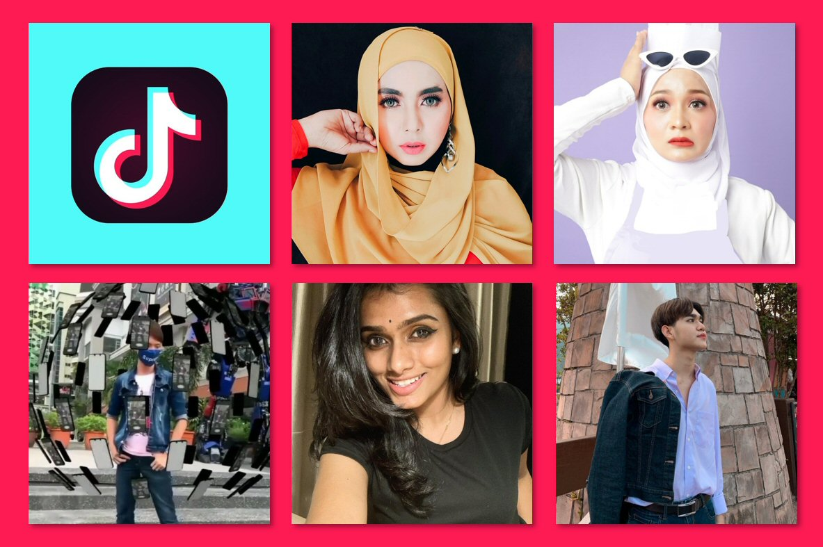 Top TikTok creators in Malaysia