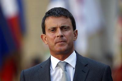 Manuel Valls prend ses distances des Palestiniens.