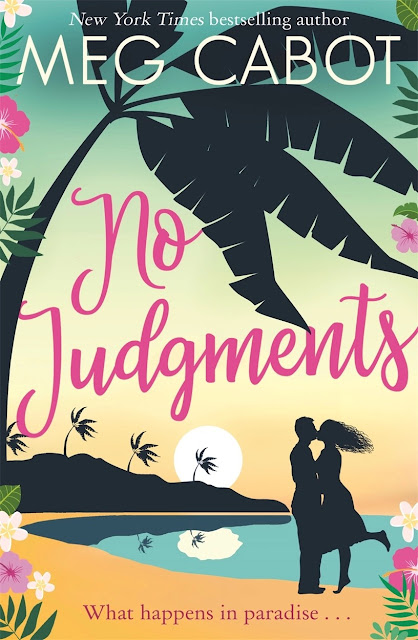 No Judgements by Meg Cabot Book Cover Audiobook