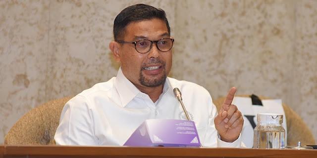 Nasir Djamil: Silakan Saja Presiden Promosi Bipang, Asal Di Luar Momen Lebaran