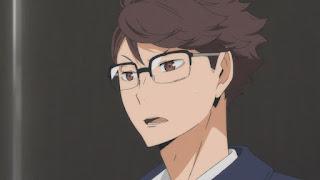 ハイキュー!! アニメ 3期9話 及川徹   Karasuno vs Shiratorizawa   HAIKYU!! Season3