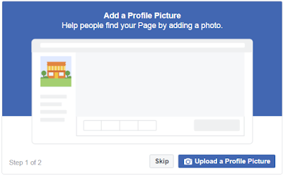 Update Your Facebook Page - How To Create a Facebook Business Page
