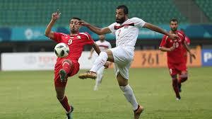 لعبة مباراة سورية وفلسطين بث مباشر اليوم 6/1/2019 قناة الكأس Alkass EXTRA كأس اسيا Syria vs Palestine