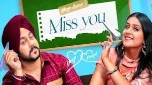 Miss You Lyrics Deep Karan