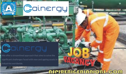 Cainergy International Limited Recruitment