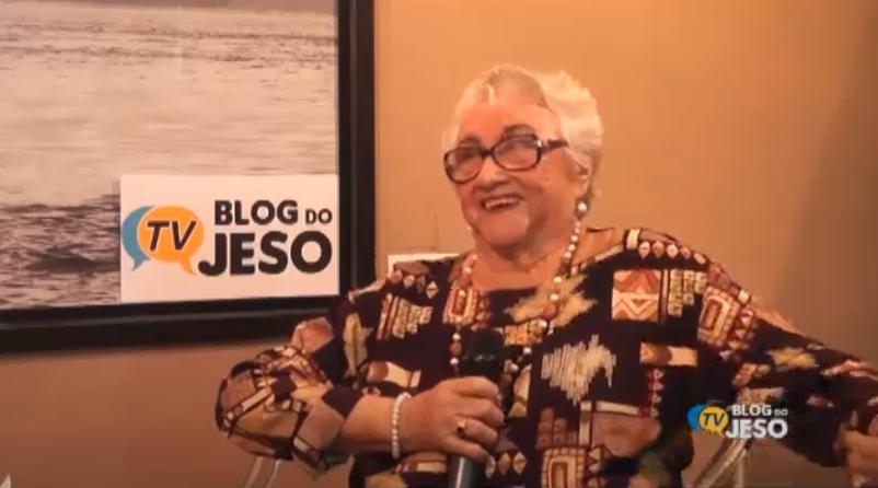 Escritora obidense, Heliodôra Barros Hamoy morre aos 91 anos