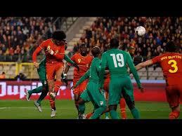 مشاهدة مباراة بلجيكا وكوت ديفوار