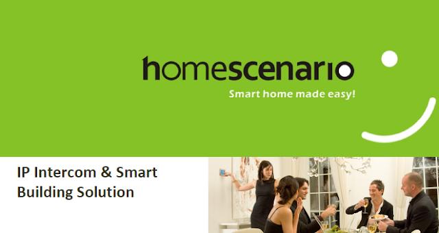 Solusi HomeScenario untuk Smart Home dan Smart Building