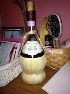 Brittany S Wine Blog Wine Tasting Bell Agio Chianti