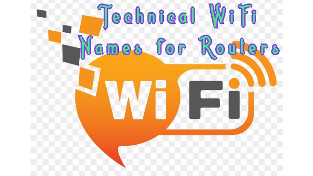 500 Funny WiFi Names for Routers