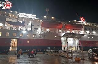 Crucero Hurtigruten, Islas Lofoten, Noruega