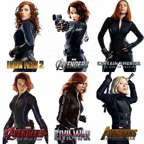"""The Federalist: A """"Black Widow"""" Movie Is Coming"""