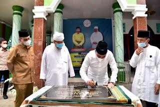 Resmikan Masjid Rafiuddin, Gubernur Sumut Edy Rahmayadi Harapkan Masjid Jadi Sarana Penangkal Paham Radikal