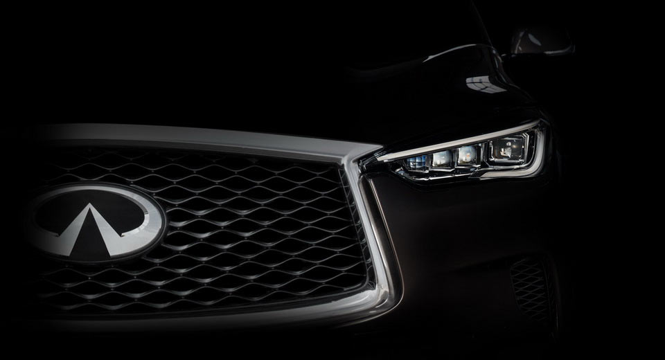 Infiniti Teases New Model, Technology Ahead of LA Auto Show