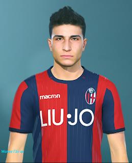 PES 2019 Faces Riccardo Orsolini